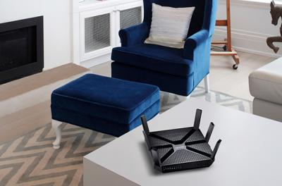 AC3200 Wireless Tri-Band Gigabit Router